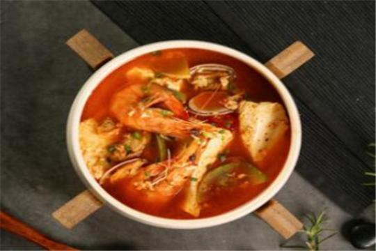 听说过创意韩式料理加盟菜品图