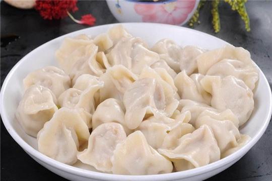 喜乐滋水饺加盟产品