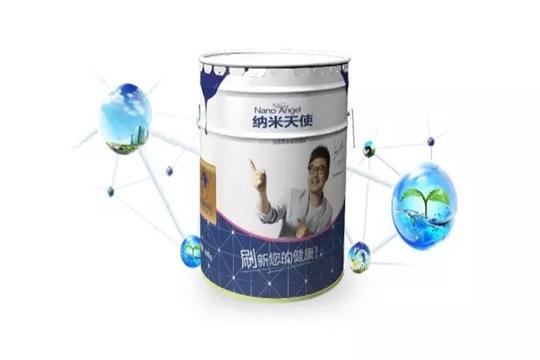 蓝天豚水性硅藻泥加盟产品