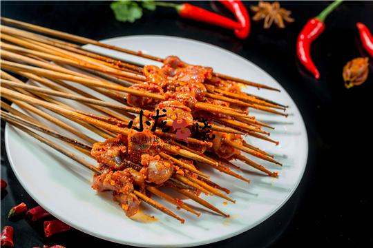 小龍串燒加盟菜品圖