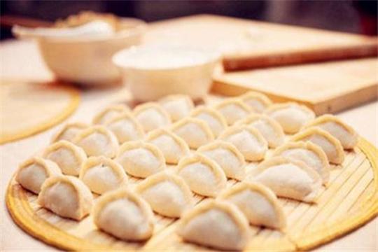 朗朗水饺加盟产品