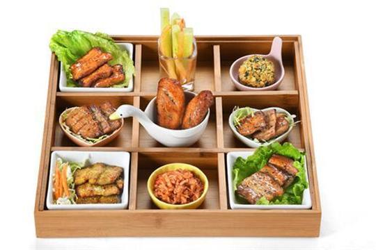 喜货韩式料理加盟菜品图
