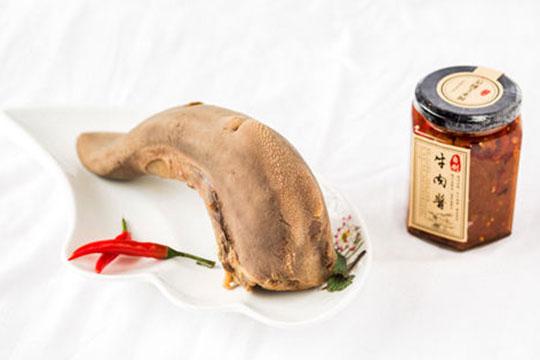 唐闸牛肉加盟产品