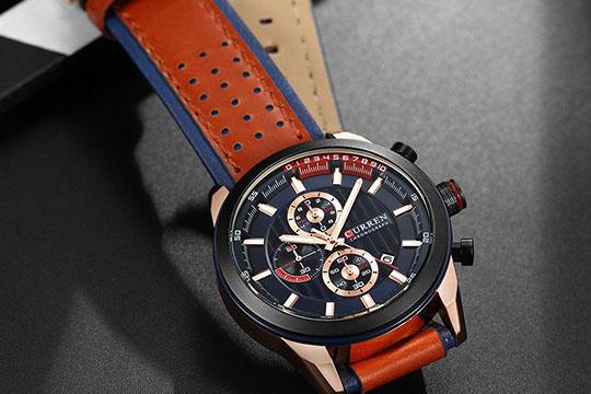 卡瑞恩手表产品图加盟