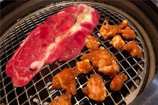 赤火日式烧肉加盟菜品