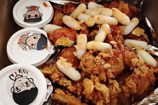 三個先森的韓國炸雞加盟