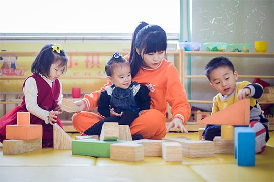 愛樂祺托育早教中心加盟