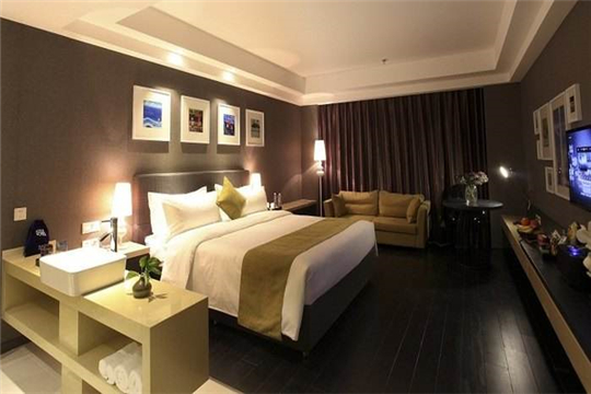 豪澤酒店加盟酒店房间