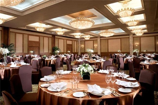 波特曼丽嘉酒店加盟酒店餐厅