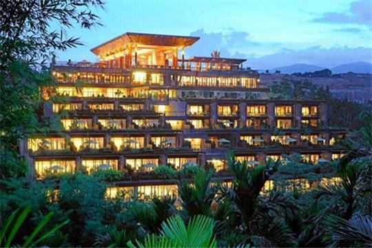 唐拉雅秀酒店加盟酒店