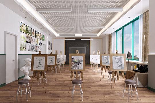 爱特国际少儿美术教育加盟
