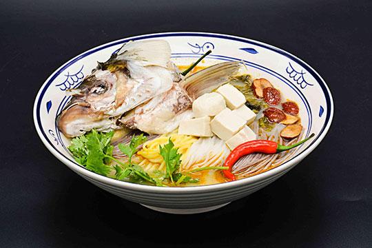 甄鲜鲜鱼汤米粉加盟