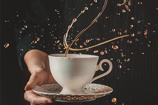星空鲸奶茶加盟产品图
