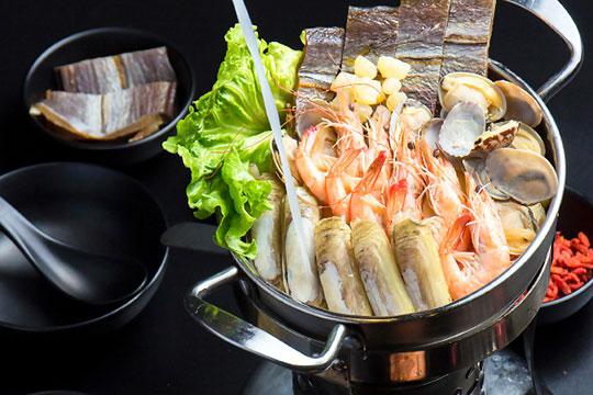 海鲜时间自助餐加盟产品图