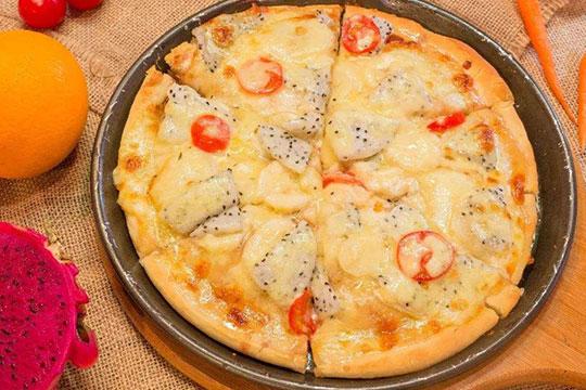 披薩范加盟產品圖