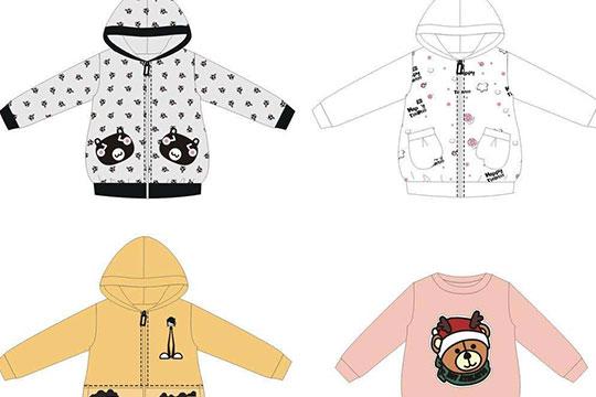酷熊寶貝童裝加盟產品圖