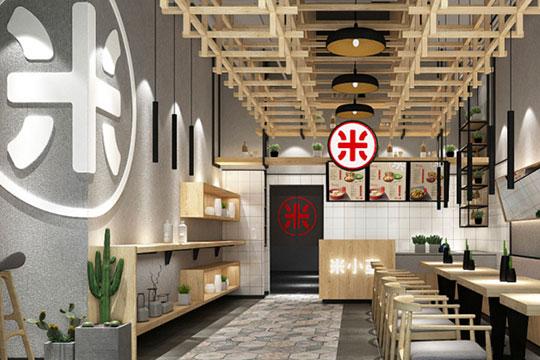 米小蠻中式快餐加盟