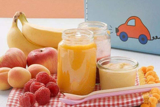 富优康婴儿食品加盟产品图
