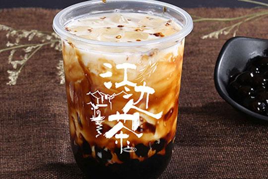 江边茶加盟