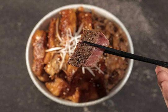 大碗丼烧肉饭加盟产品图