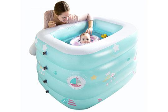 海之雨婴儿游泳池加盟产品图