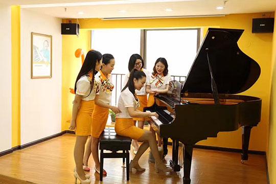 乔迪少儿钢琴加盟