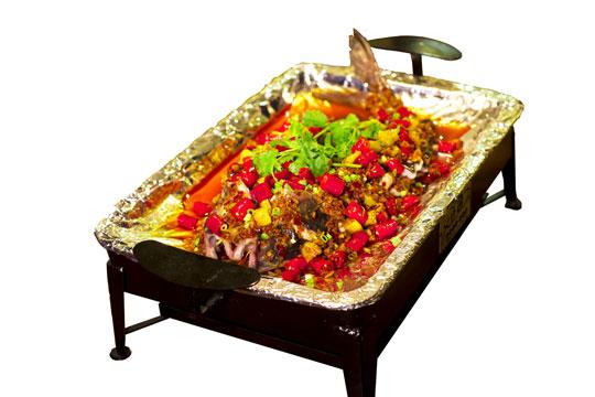 江湖渔派烤鱼美食