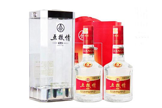 五粮情白酒加盟产品图
