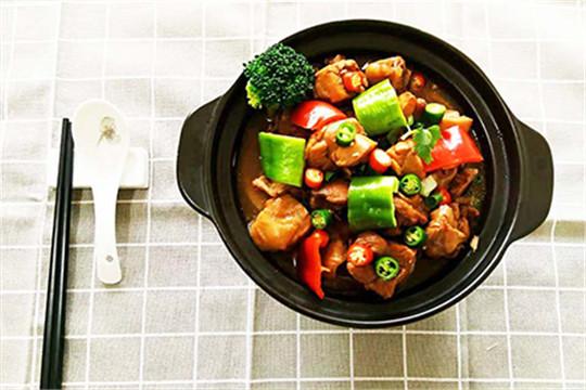 陶炉鸡快餐加盟产品图