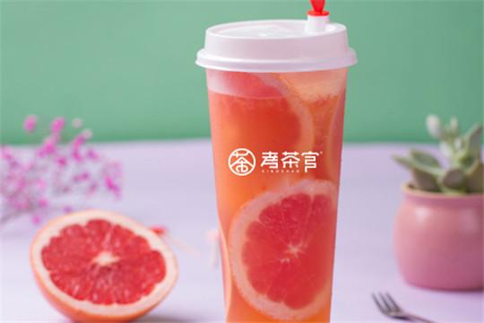 考茶官茶饮加盟