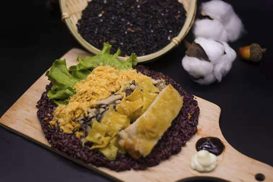 米胖儿台湾饭团加盟产品图