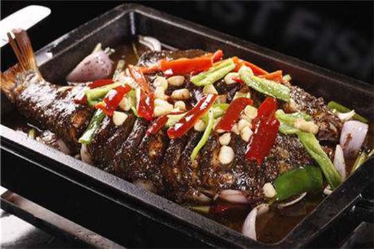 邓氏无骨烤鱼加盟产品图