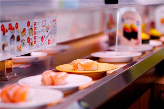 元禄回转寿司加盟产品图