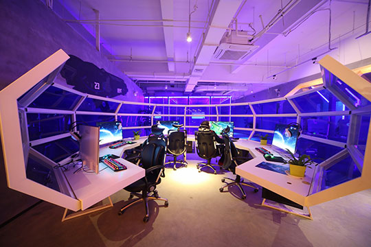 火星工厂互动平台加盟店