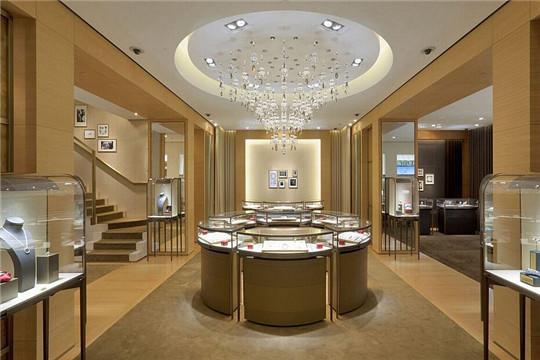 香港凯文珠宝门店