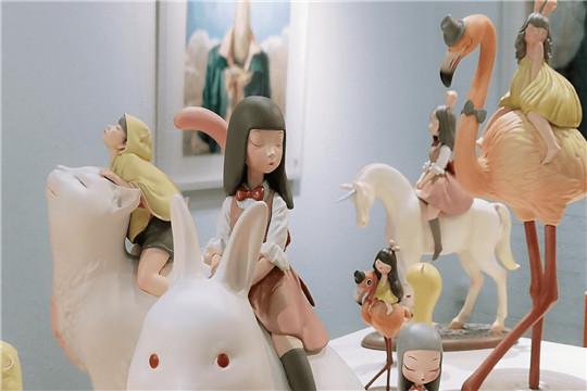 彩躍未來兒童美術作品
