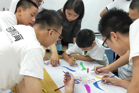 品善教育加盟