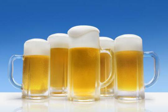 雪花多彩扎啤产品图