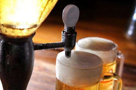 欧维斯多彩扎啤产品图