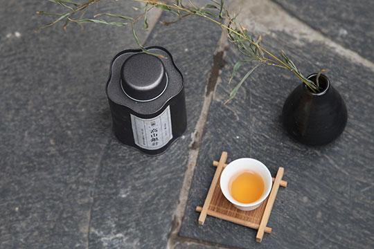 东九升白茶加盟产品图