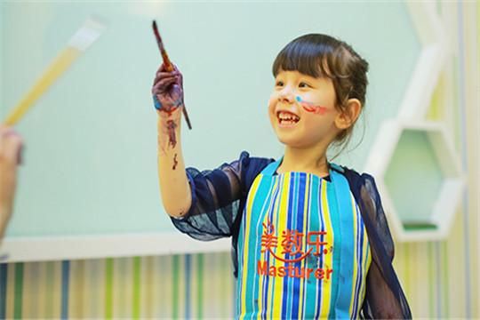 美数乐儿童创艺思维中心加盟