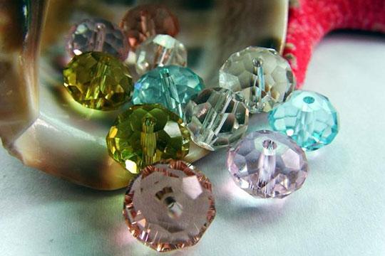 楚光玻璃水晶饰品加盟产品图