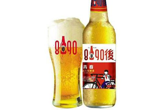 8090后啤酒产品图
