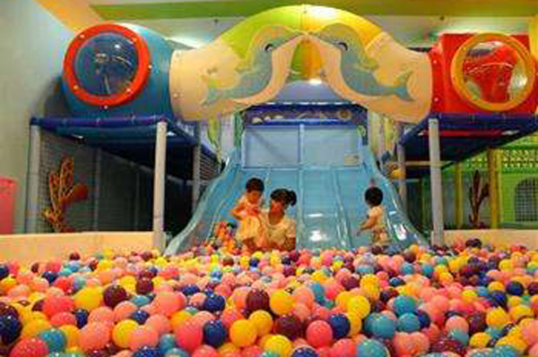 儿童乐园加盟