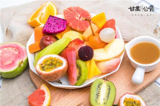 甘果公爵甘草水果加盟产品图