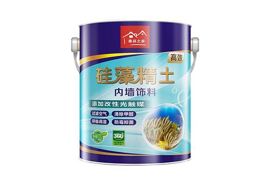 泰祥之家硅藻泥加盟产品图
