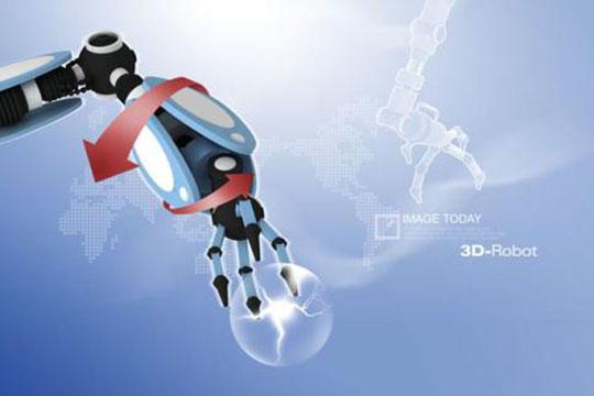 智搭机器人教育加盟展示图
