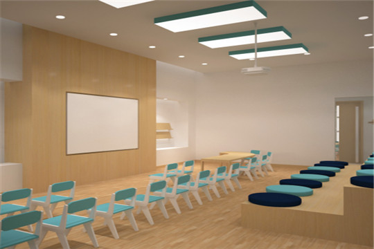 鯨智學程思維教育教室