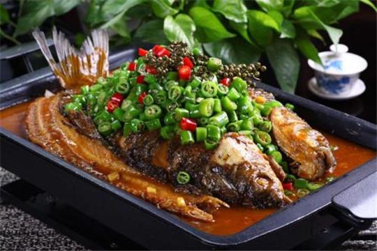 蜀探烤魚加盟