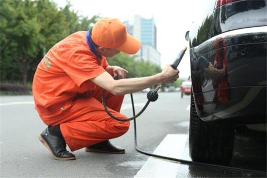洗车快手加盟
